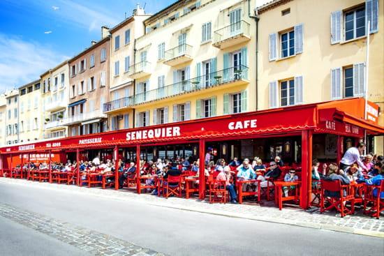 Restaurant Place Des Lys St Tropez