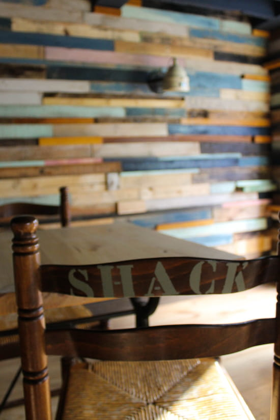 Shack BBQ  - Interieur -   © Shack