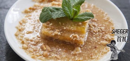, Dessert : Sheger