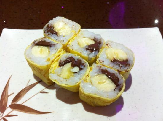 , Dessert : Shu Sushi