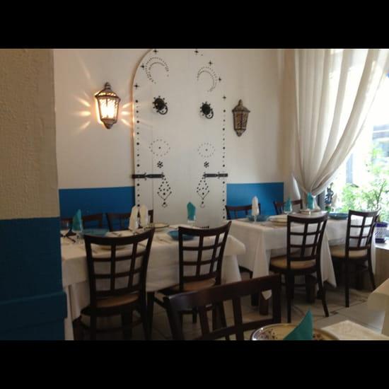 , Restaurant : Sidi Bou Saïd