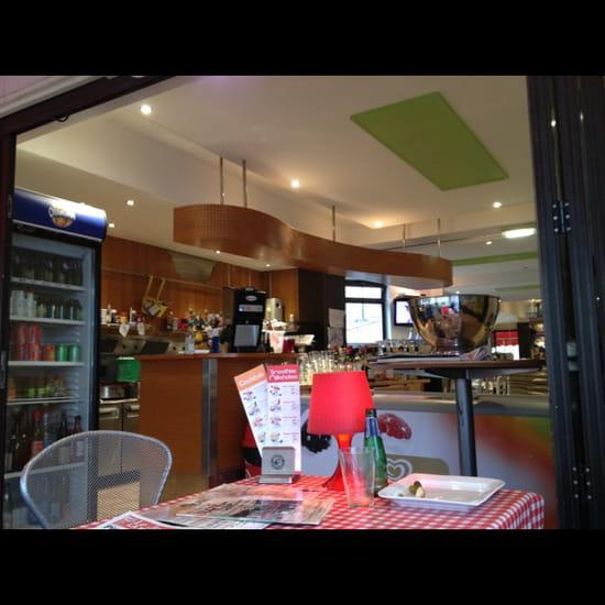 , Restaurant : Sucré Salé  - Intérieur du restaurant -