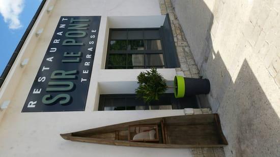 , Restaurant : Sur le pont