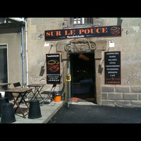, Restaurant : Sur le Pouce