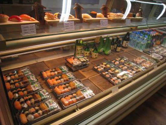Sushi boutique kawasumi restaurant japonais angers avec - Restaurant japonais cuisine devant vous ...