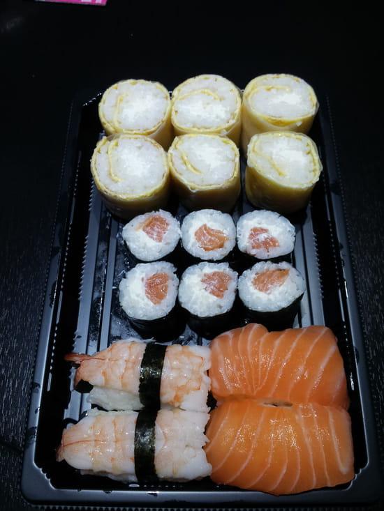 Sushi Cognac