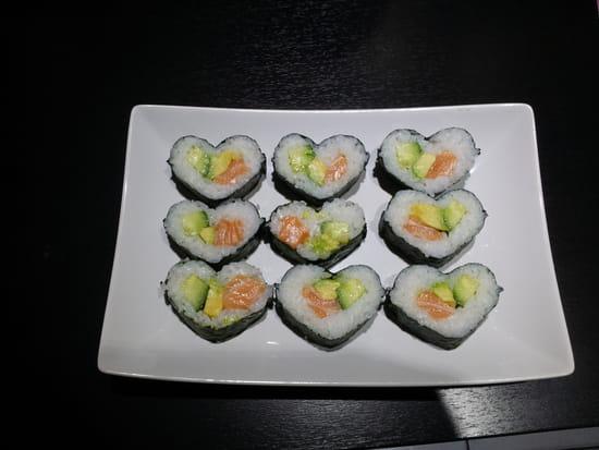 Sushi Cognac   © moi