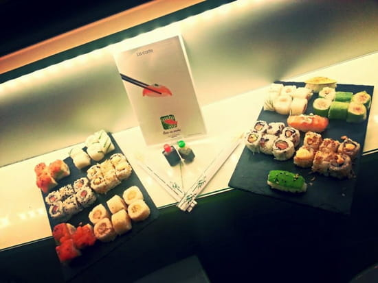 Sushi & me