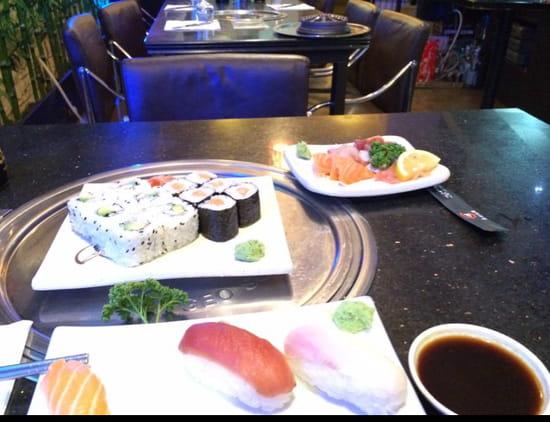 , Plat : Sushi Séoul