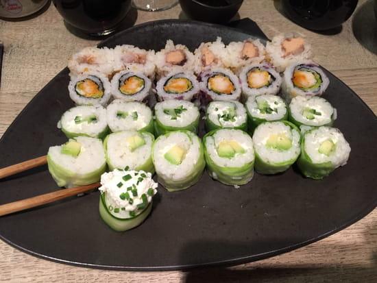 , Plat : Sushi Shop