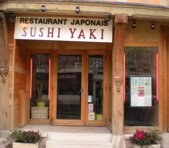 Sushi Yaki