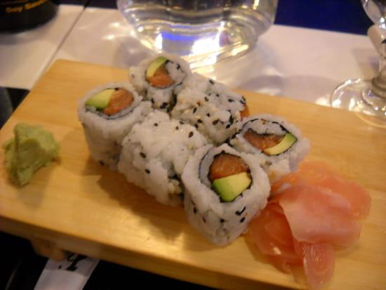 Sushi yuki  - Maki california -   © MORON Raphaelle