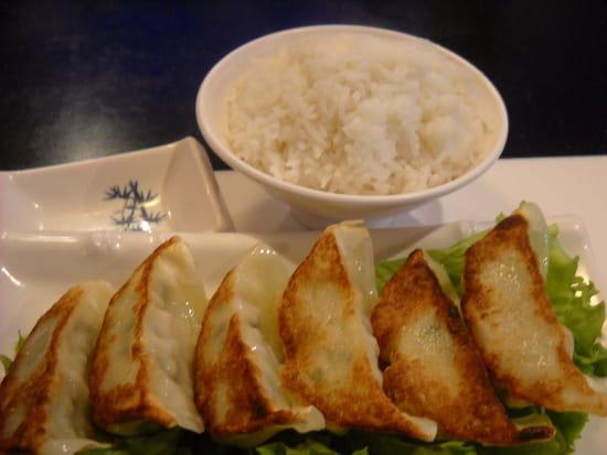 Sushi yuki  - Raviolis japonais et riz -   © MORON Raphaelle
