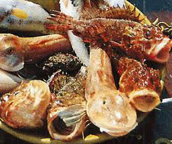 Table d'hôte, spécialités de poissons