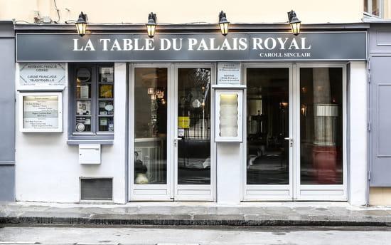 Table du Palais Royal