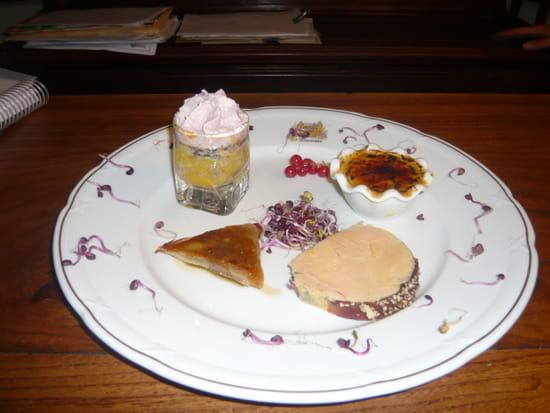 Table Gourmande le Mogador