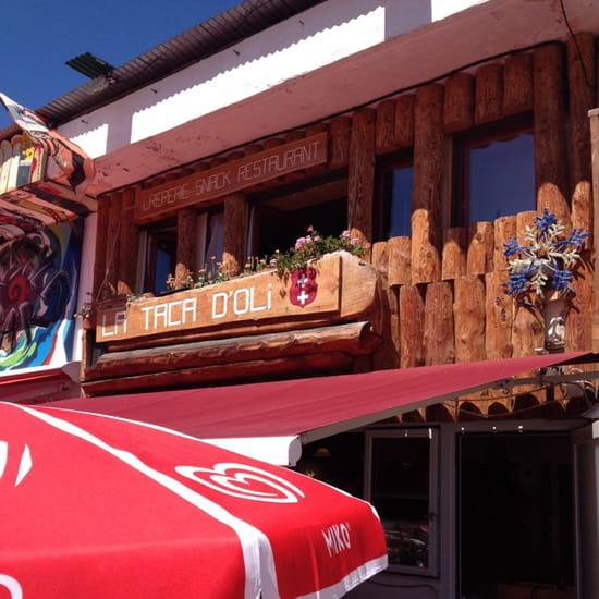 , Restaurant : Taca d'Oli