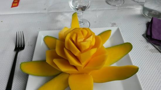 , Dessert : Tan Lap II  - Mangue -