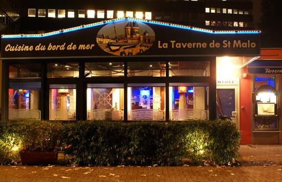 Restaurant Le Saint Malo Schiltigheim