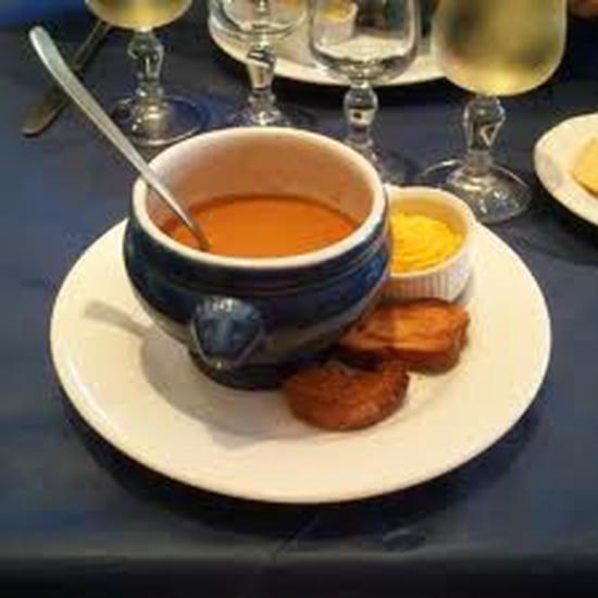 Termidor  - Soupe de poisson -