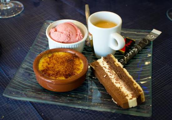Termidor  - Café gourmand -   © Termidor