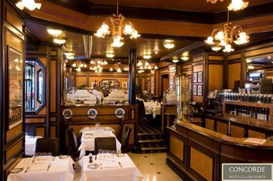 Terminus caf h tel concorde saint lazare brasserie bistrot paris avec linternaute - Restaurant saint lazare paris ...