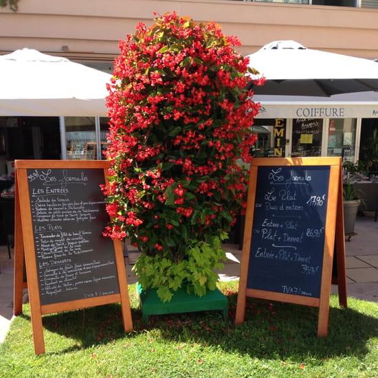 , Restaurant : Terre et Mer  - Cartes et formules -
