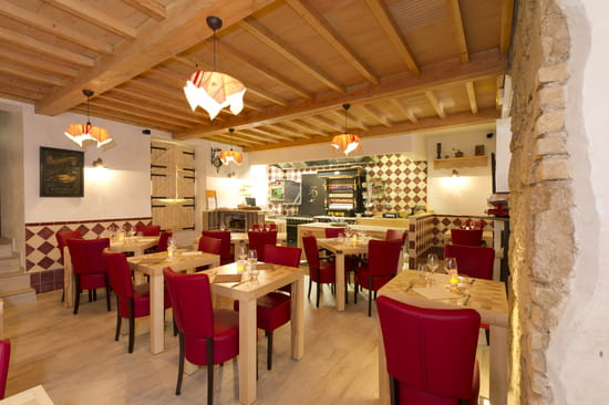 Terroir Divin  - salle du restaurant -