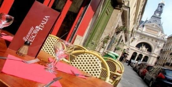 , Restaurant : Tesoro d'Italie