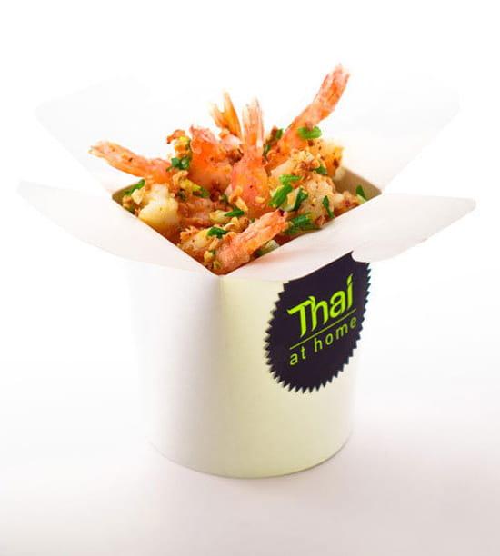 Thai at home restaurant tha landais paris avec l 39 internaute for At home thai cuisine