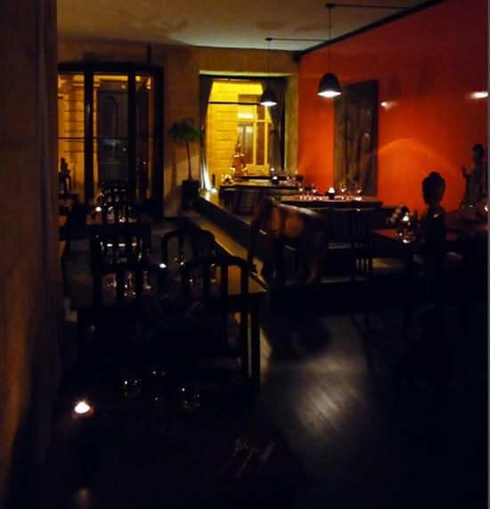 Thai Paradise  - Salle, fond du restaurant -   © Thai Paradise