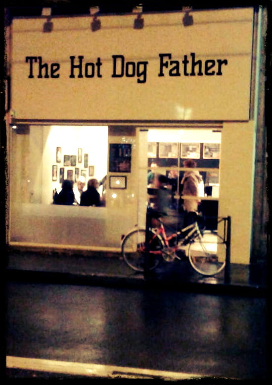 The Hot Dog Father