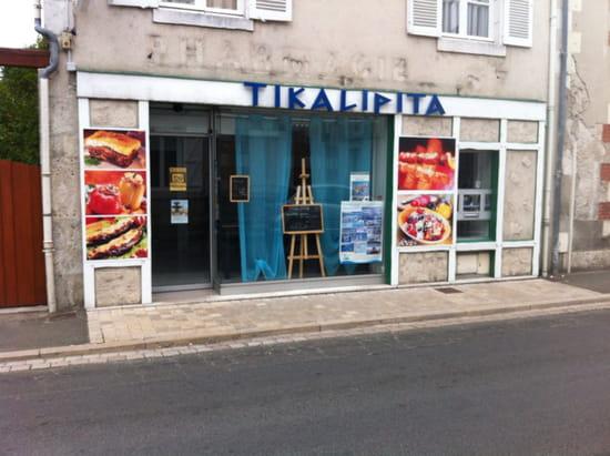 , Restaurant : Tikalipita