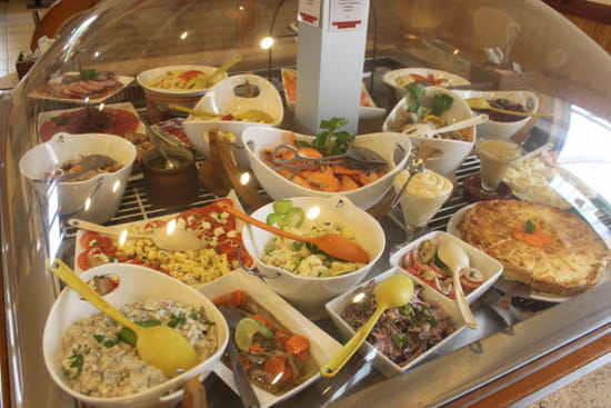Tinajo  - nos buffets -