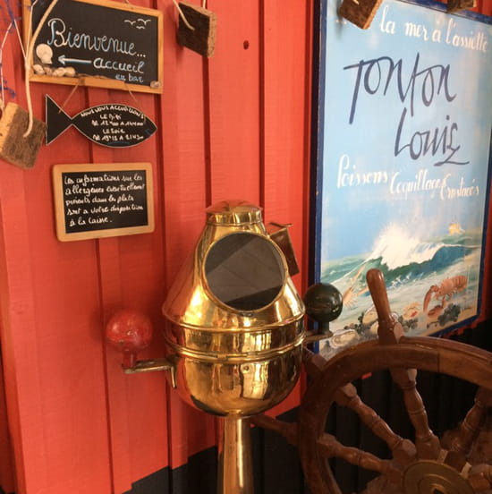 , Restaurant : Tonton Louis