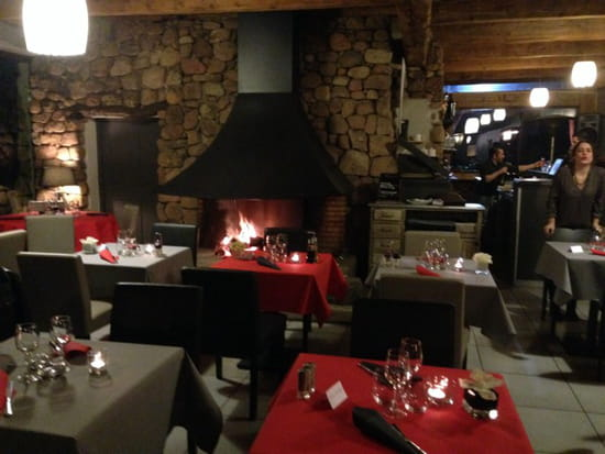 , Restaurant : Top Grill