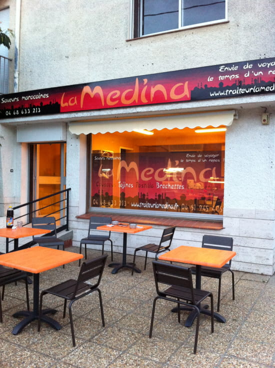 Traiteur la Medina