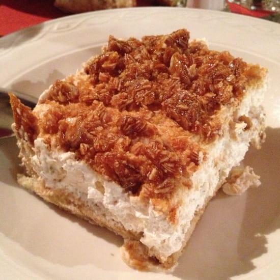 , Dessert : Trattoria Pulcinella
