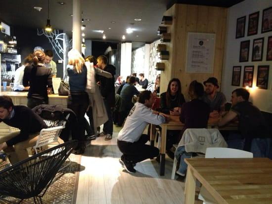 , Restaurant : Trendy place