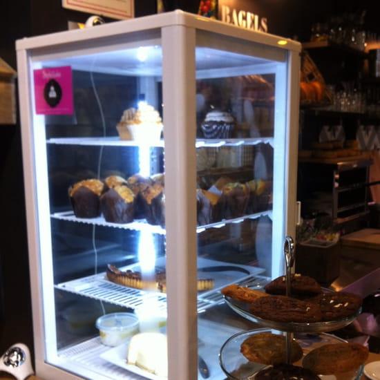 , Dessert : Trendy place