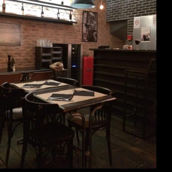 , Restaurant : Tribeca  - Cosy, sympa. -
