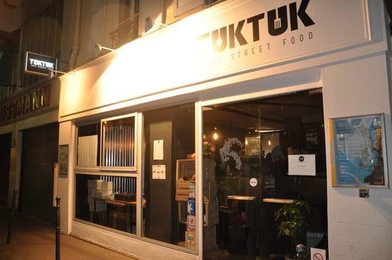 Tuk Tuk : Thaï Street Food