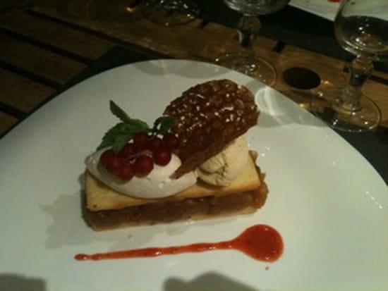 , Dessert : U Culombu