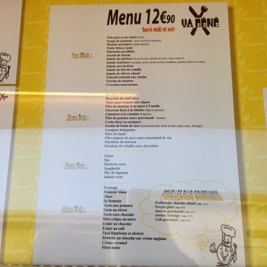 , Restaurant : Va Bene