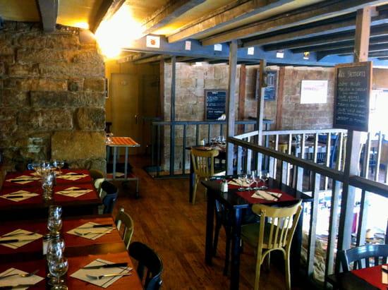 Vieille Canaille  - La mezzanine -
