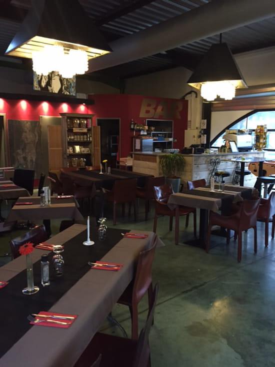 Vin'tage  - Intérieur du restaurant le Vin'tage -