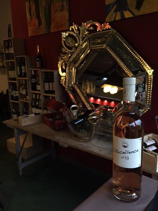 Vin'tage  - Décors du restaurant le Vin'tage -