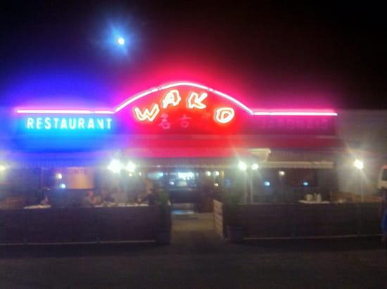 , Restaurant : Wako  - wako a aubergenville -