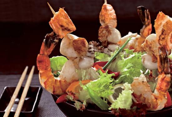 Wasabi  - Salade -