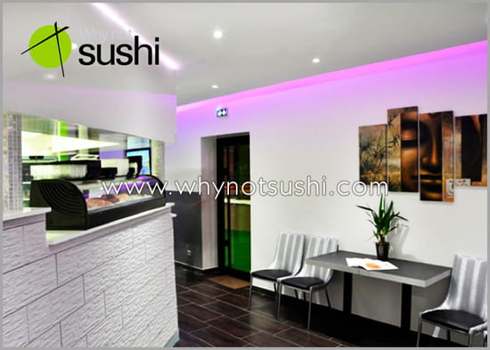 Why Not Sushi  - entree -   © WHY NOT SUSHI
